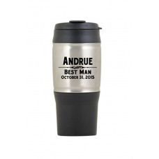 Personalized Stainless Steel Bubba 18oz Tumbler