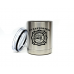 10 Ounce Personalized Stainless Steel Tumblers Wedding Party Gifts(Flasks and Tumblers)