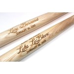 Personalized Ash Mini Baseball Bat S2
