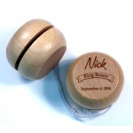 Personalized Wooden YoYo